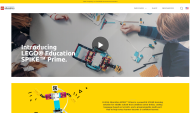 education.lego.com shop screen shot