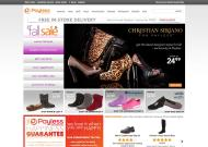 payless.com shop screen shot