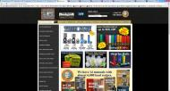 ballisticproducts.com shop screen shot