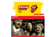 rollingstones.com shop screen shot