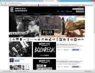 birdseyeboardshop.com shop screen shot
