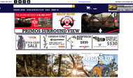 mountain-archery.com shop screen shot