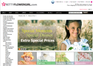 prettyflowergirl.com shop screen shot