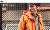 penfield.com shop screen shot