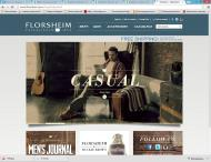florsheim.com shop screen shot