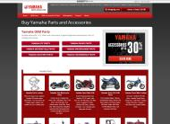 yamahapartshouse.com shop screen shot