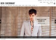 bensherman.com shop screen shot