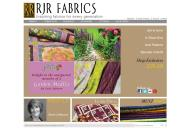 RJRfabrics shop screen shot