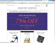 bergdorfgoodman.com shop screen shot