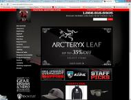tacticaldistributors.com shop screen shot