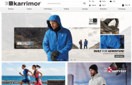 karrimor.com shop screen shot