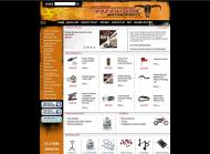 pitposse.com shop screen shot