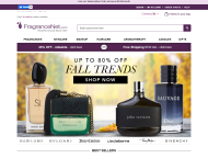FragranceNet shop screen shot