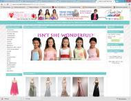 wonderfuldress.com shop screen shot