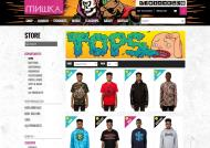 mishkanyc.com shop screen shot