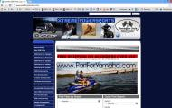 partforyamaha.com shop screen shot