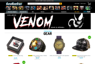 superherostuff.com shop screen shot