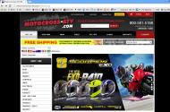 motocross-atv.com shop screen shot