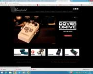 lovepedal.com shop screen shot