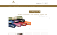 jivamuktiyoga.com shop screen shot