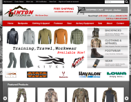 lintonoutdoors.com shop screen shot