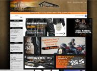 thehouseofharley.com shop screen shot