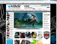 thelfstore.com shop screen shot