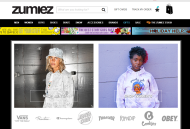 Zumiez shop screen shot