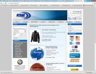ksm-sport.eu shop screen shot