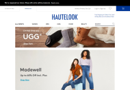 HauteLook shop screen shot
